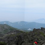 頂上より大雪方面2