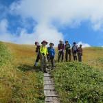 山頂台地を行く6