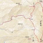八ヶ岳 赤岳~硫黄岳(2015.10.31-11.01)